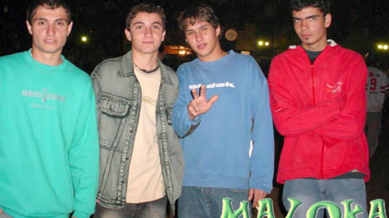 Fotos do evento - Hugo & Tiago FEIFE 2005